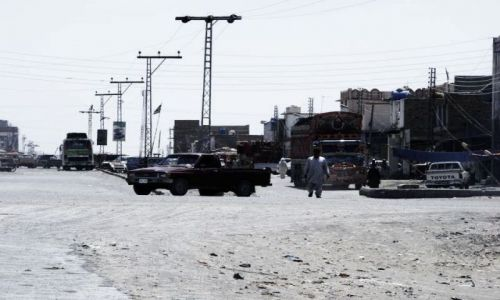 PAKISTAN / Beloczystan / Taftan / Pakistan (Beloczystan) - kraina broni i narkotyków.