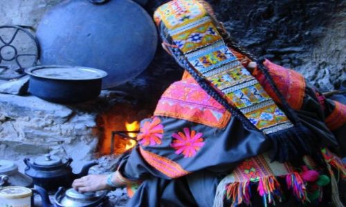 Zdjęcie PAKISTAN / Bumburet / Bumburet / Gotowanie