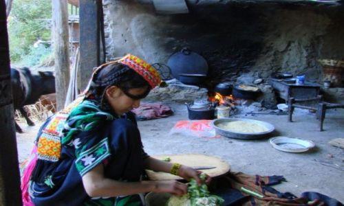 Zdjęcie PAKISTAN / Bumburet / Bumburet / Kuchnia