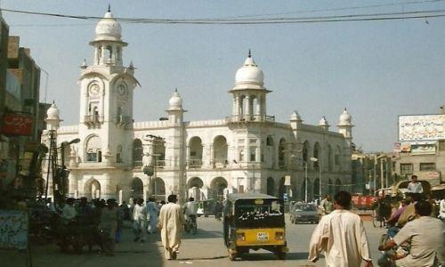 Zdjecie PAKISTAN / Pendżab / Multan / Ratusz