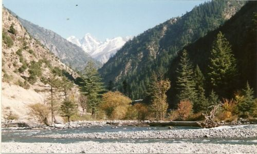 Zdjecie PAKISTAN / Hindukusz / Calam / Krajobrazik