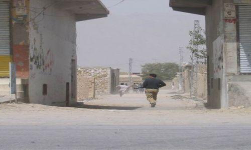 Zdjecie PAKISTAN / pł Paksitan, niedaleko granicy z Afganistanem / Quetta, Pakistan / Zamieszki uliczne ...