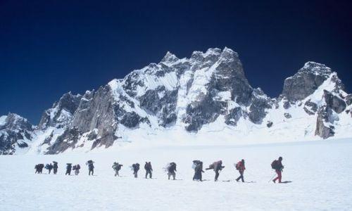 Zdjęcie PAKISTAN / Karakorum / Snow Lake / Snow Lake