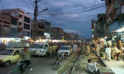 Zdjęcie PAKISTAN / Rawalpindi / Rawalpindi / Nad Rawalpindi nadchodzi burza