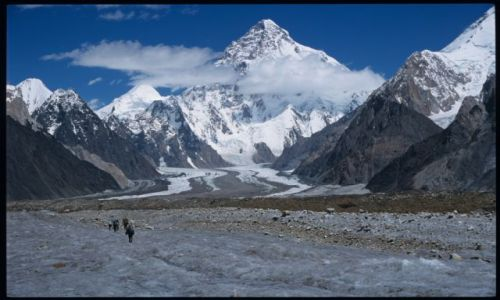 Zdjęcie PAKISTAN / Karakorum / Karakorum / K2