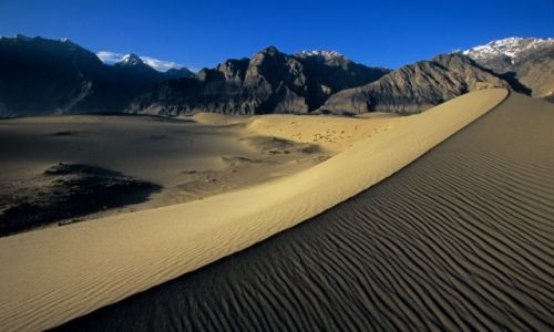 Zdjęcie PAKISTAN / Karakorum / Skardu Indus Valley / Karakorum