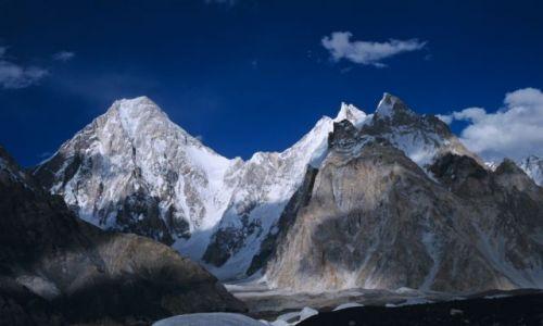 Zdjęcie PAKISTAN / Karakorum / Baltoro / Gasherbrum 4 Shining Wall
