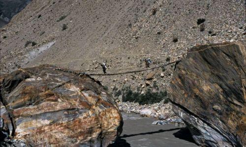 Zdjęcie PAKISTAN / Karakorum / Baltoro / Most