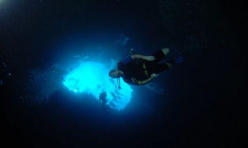 Zdjęcie PALAU / - / Blue Holes / Blue Hole