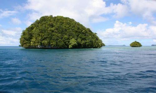 Zdjęcie PALAU / - / Palau / która większa?