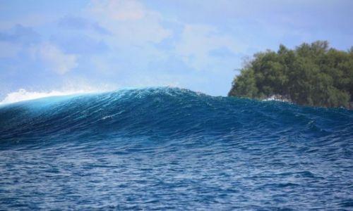 Zdjęcie PALAU / - / Palau / fala