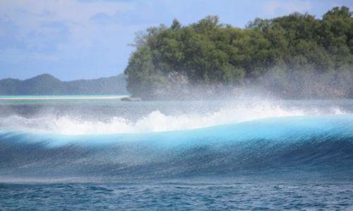 Zdjęcie PALAU / - / Palau / a na brzegu cisza i spokój