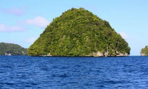 Zdjęcie PALAU / - / Palau / wejść na nią baaardzo trudno