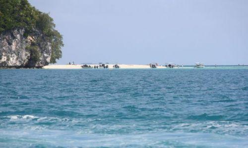 Zdjęcie PALAU / - / Palau / desant