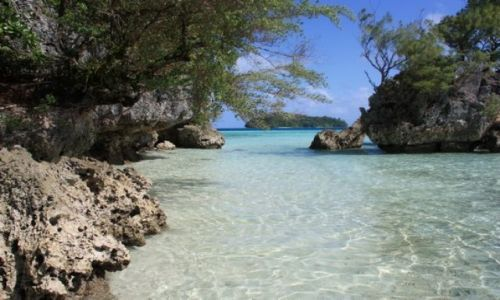 Zdjęcie PALAU / - / Palau / nikogo tu nie ma?