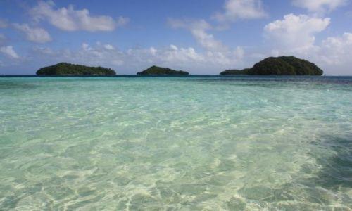 PALAU / - / Palau / 1 km kw.