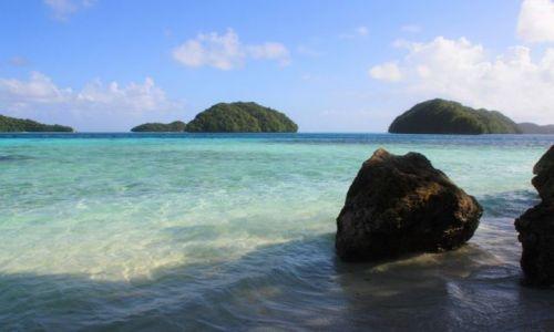 Zdjęcie PALAU / - / Palau / duże i małe