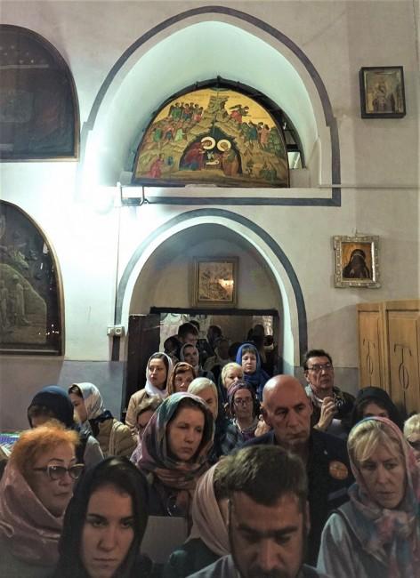 Zdjęcia: Bazylika Narodzenia, Betlejem, W oczekiwaniu, PALESTYNA
