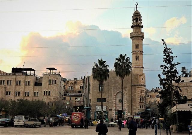 Zdjęcia: Plac Żłóbka, Betlejem, Meczet Umara, PALESTYNA