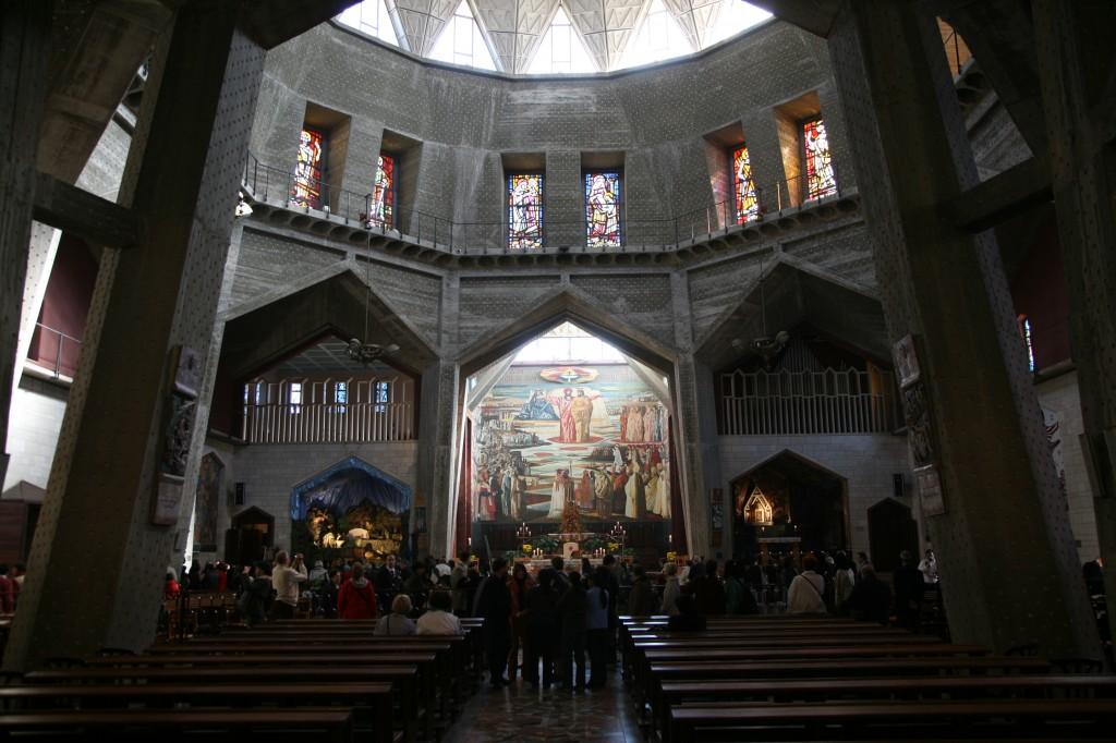 Zdjęcia: Nazaret, Galilea, Bazylika Zwiastowania Pańskiego, PALESTYNA