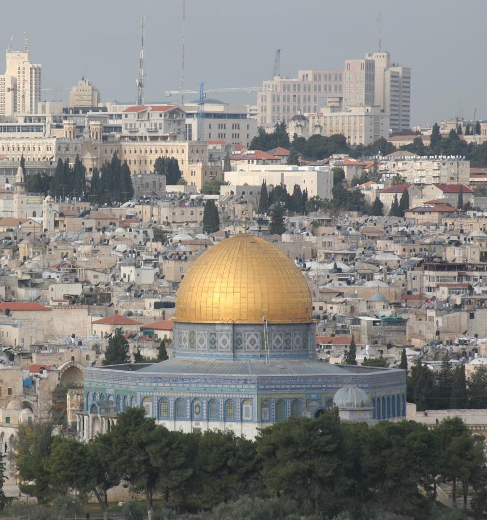 Zdjęcia: Wzgórze Świątynne, Jerozolima, Meczet Kopuła Skały, PALESTYNA