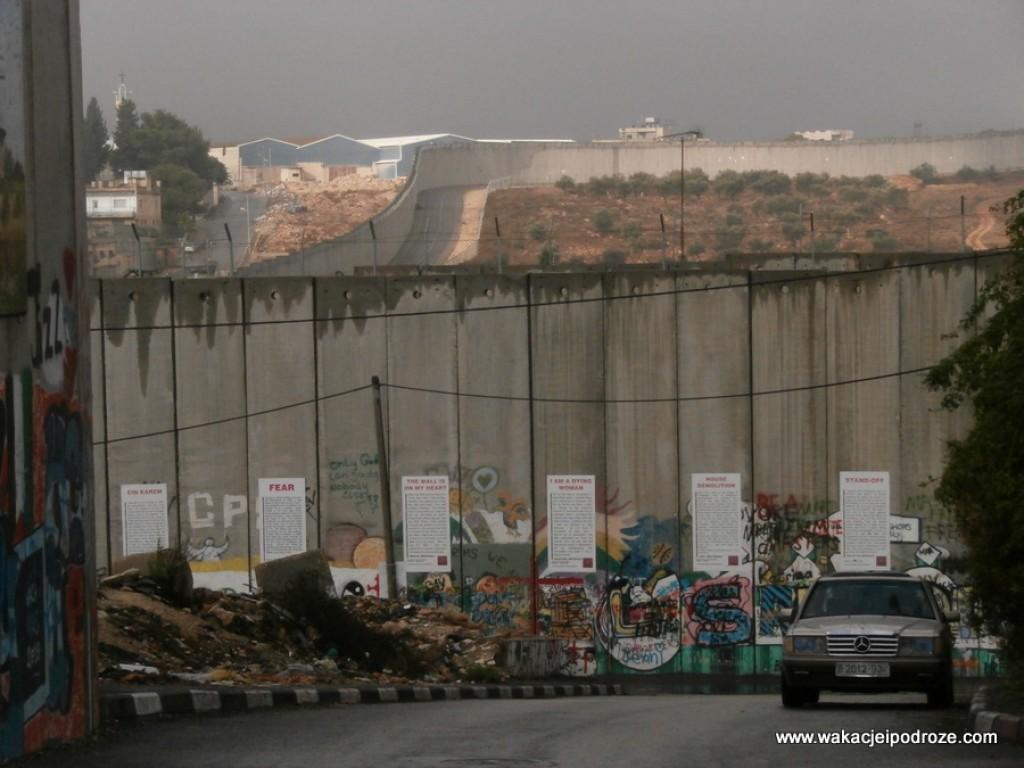 Zdjęcia: Betlejem, Nie dzieli nas nic ..., PALESTYNA