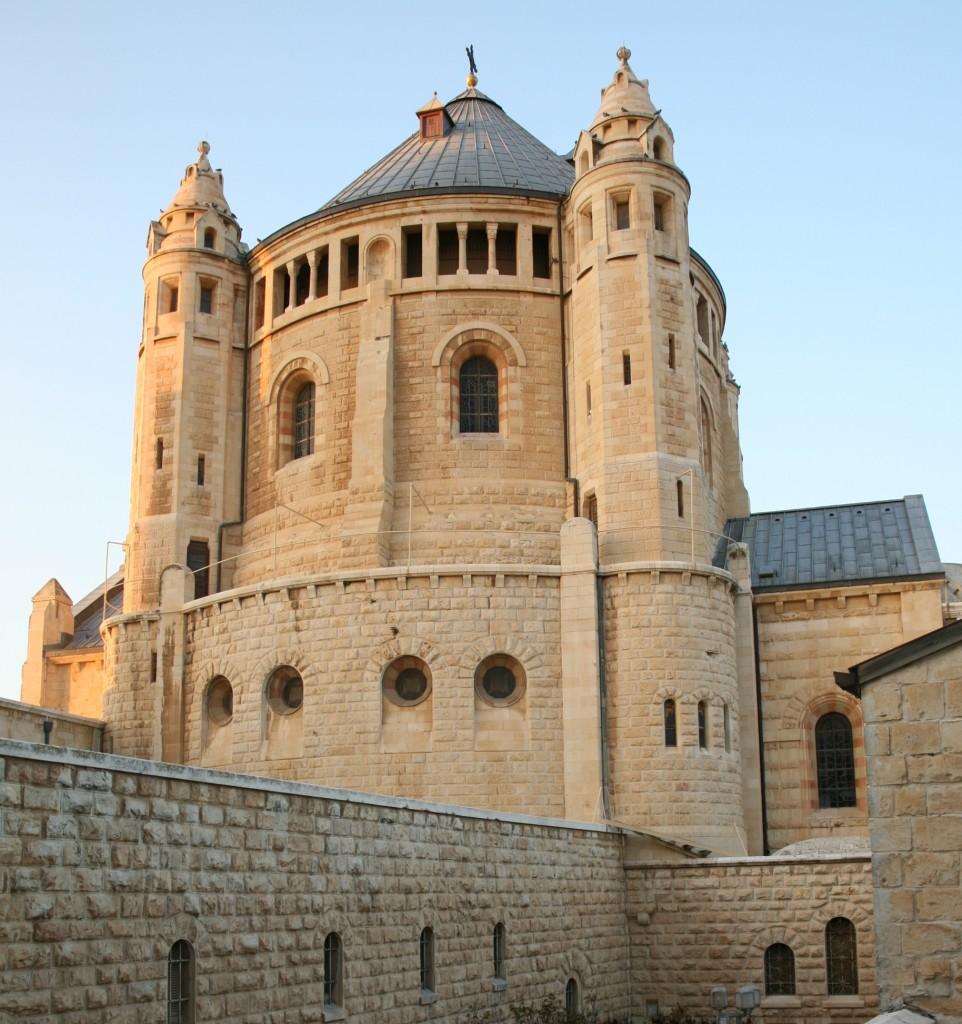 Zdjęcia: Góra Syjon, Jerozolima, Bazylika Zaśnięcia Najświętszej Maryi Panny, PALESTYNA