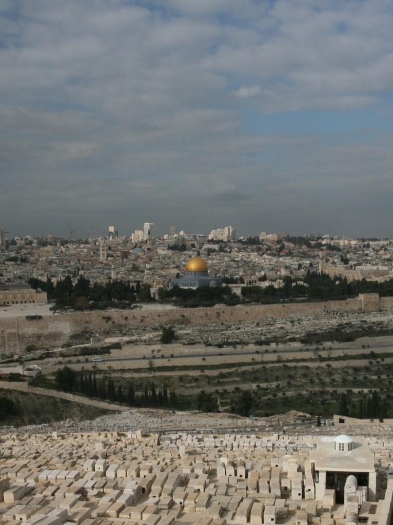 Zdjęcia: Góra Oliwna, Jerozolima, Niebo i Ziemia, PALESTYNA