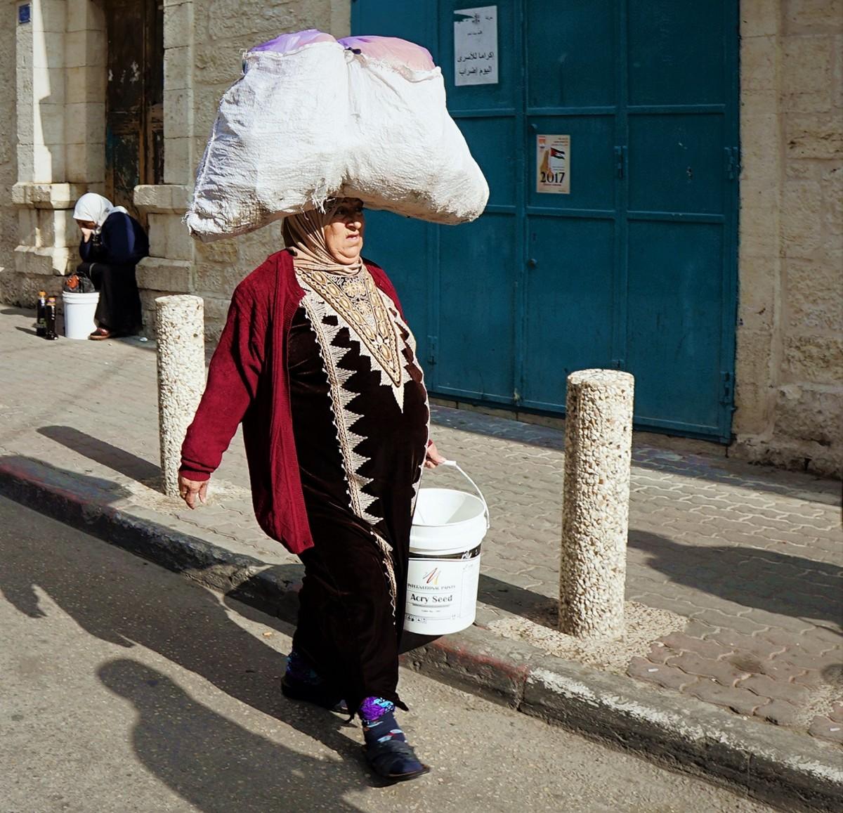 Zdjęcia: Suk, Betlejem, Transport, PALESTYNA