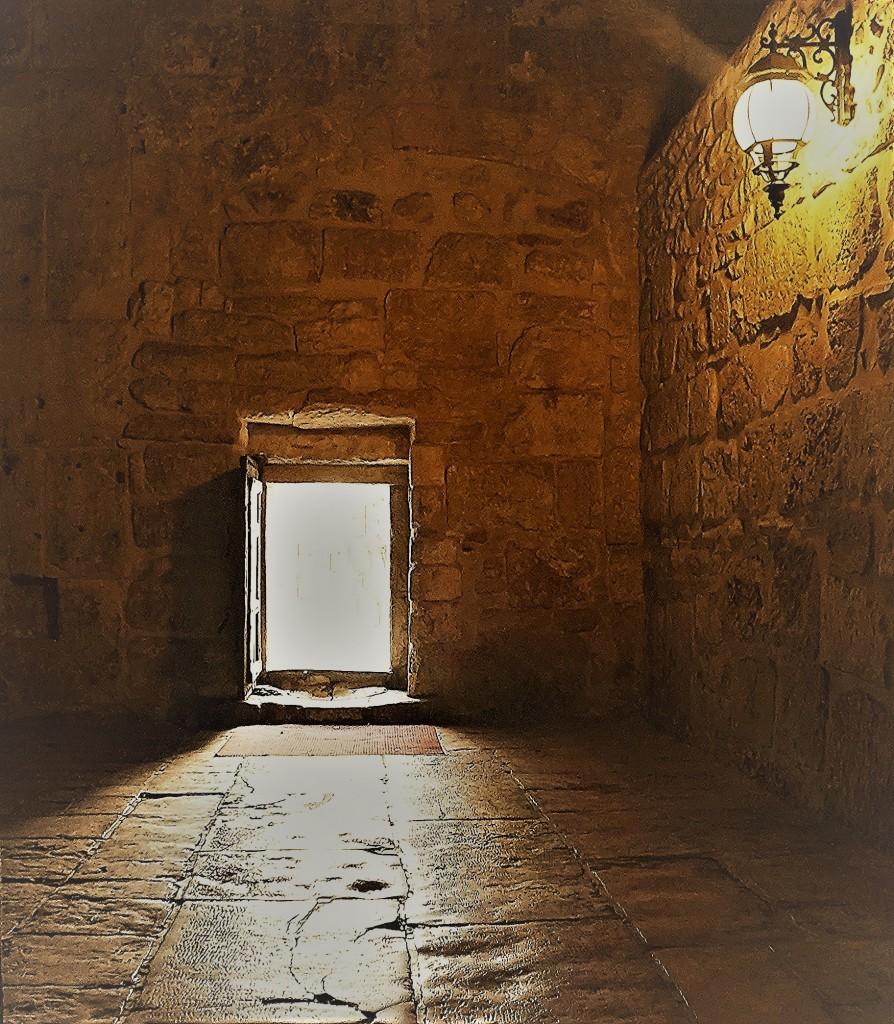 Zdjęcia: Bazylika Narodzenia, Betlejem, Drzwi Pokory, PALESTYNA
