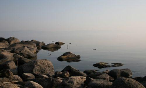 Zdjecie PALESTYNA / Galilea / Jezioro Galilejskie / Miejsce cudów