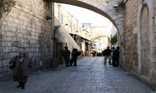 Zdjęcie PALESTYNA / Jerozolima / Dzielnica Muzułmańska / Via Dolorosa