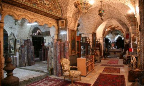 Zdjęcie PALESTYNA / Jerozolima / Dzielnica Muzułmańska / Sklepik przy Via Dolorosa