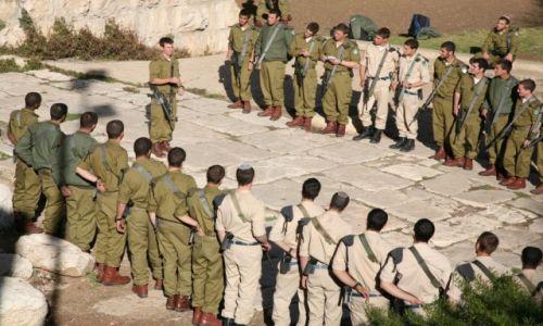 Zdjęcie PALESTYNA / Palestyna / Jerozolima / Odprawa