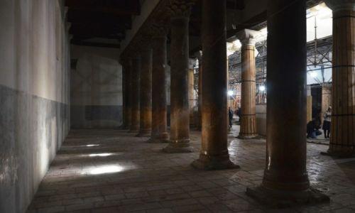 Zdjęcie PALESTYNA / bazylika Narodzenia / Betlejem / światło