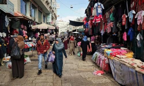 Zdjęcie PALESTYNA / Betlejem / Suk / Życie codzienne