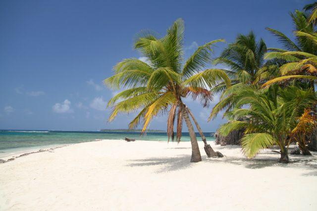 Zdjęcia: Isla de Pelicano, San Blas, paradiso, PANAMA
