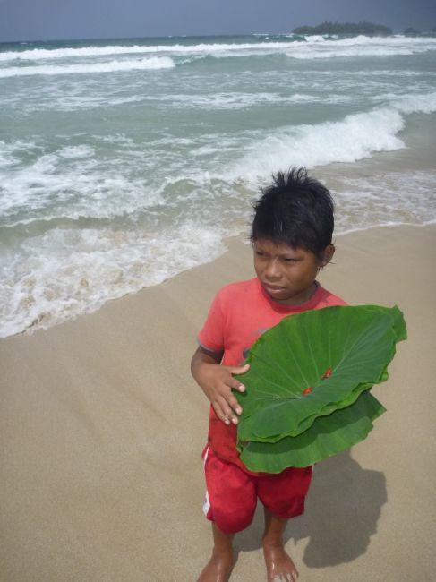 Zdjęcia: Isla Bastimentos, Bocas del Toro, Plaża Czerwonej Zaby, PANAMA