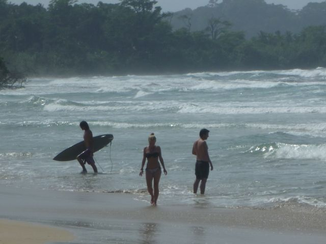 Zdjęcia: ..., Bocas del Toro, na plaży na Karaibach, PANAMA