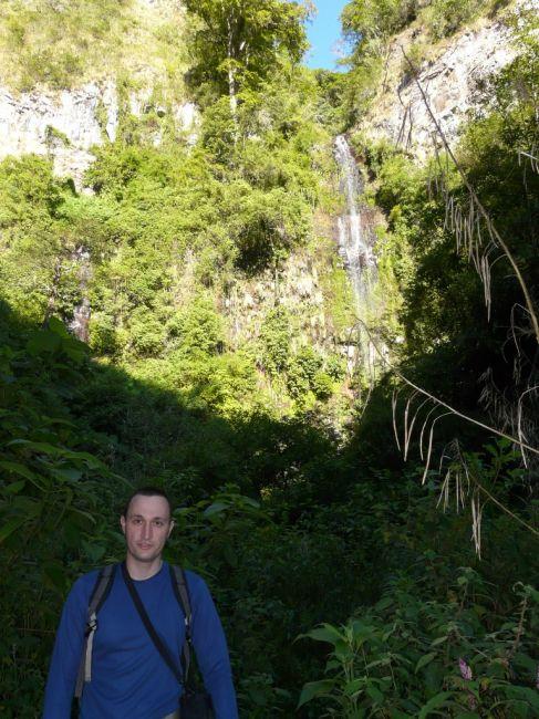 Zdjęcia: Sendero de Quetzales, okolice Boquete, w lesie chmurowym, PANAMA