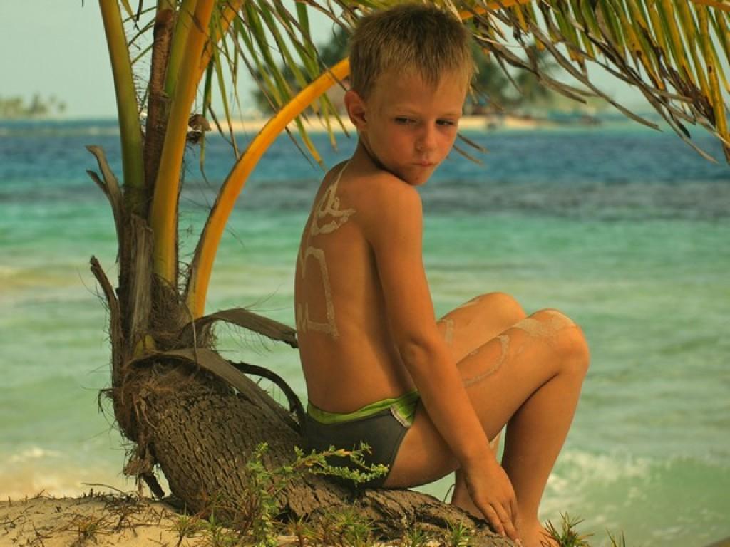 Zdjęcia: San Blas, San Blas, Na jednej z rajskich wysp, PANAMA