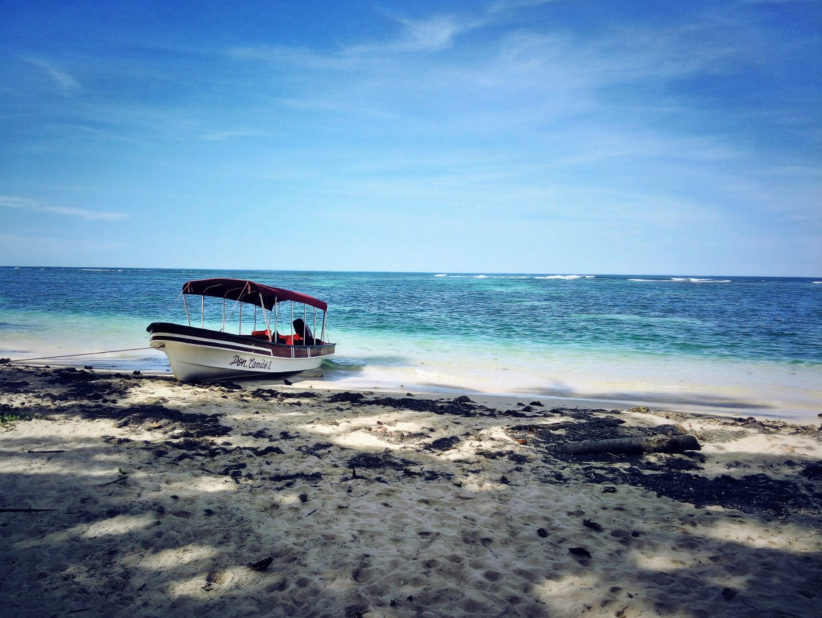 Zdjęcia: Isla Zapatilla, Bocas del Toro, Zapatilla, PANAMA
