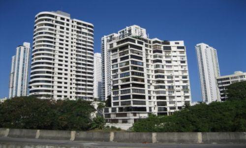 PANAMA / - / Ameryka  Srodkowa / Panorama  Panama City
