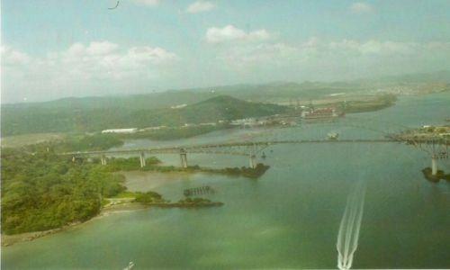 Zdjęcie PANAMA / Stolica / Panama City / Kanał Panamski