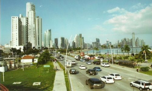 Zdjęcie PANAMA / Stolica / Panama City / Miasto