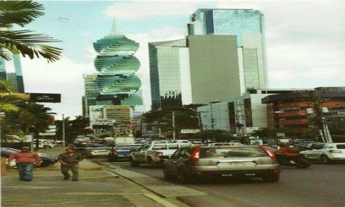 Zdjęcie PANAMA / Stolica / Panama City / Zakręcony