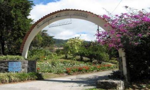 """Zdjęcie PANAMA / Prowincja Chiriqui / David / """"Mój ogród jest twoim ogrodem""""."""