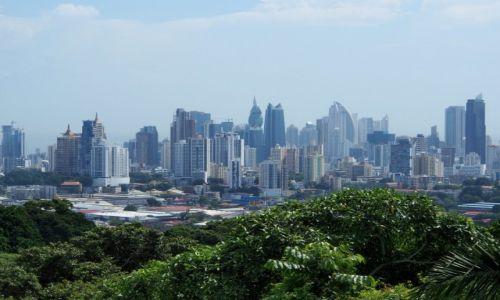 Zdjęcie PANAMA / Panama  / Panama city / City