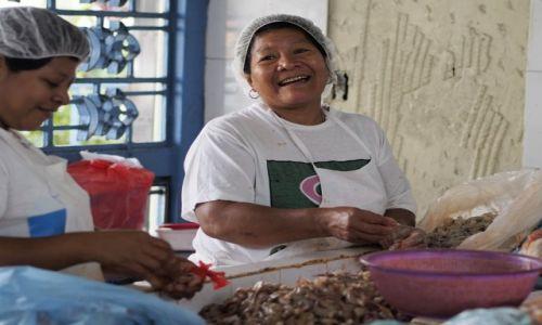 Zdjęcie PANAMA / Panama  / Panama city / mercado de mariscos