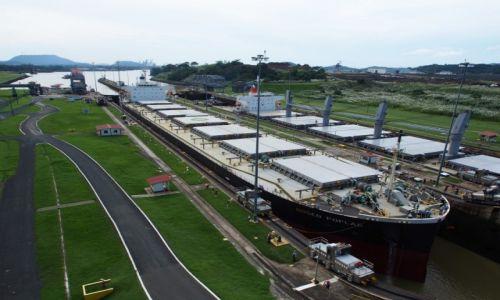 Zdjęcie PANAMA / el canal / Panama city / Kanał